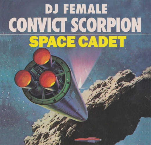 space cadet cover
